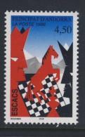 ANDORRE FRANCAIS 1996 ECHECS  YVERT  N°477 NEUF MNH** - Schaken