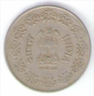 INDIA 50 PAISE 1984 - India
