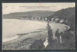 - CPA 22 - Saint-Efflam, La Plage Et Les Hôtels - Frankreich