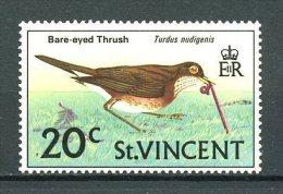 SAINT VINCENT 1969 N° 271 ** Neuf = MNH Superbe  Cote 1 € Faune Oiseaux Birds Fauna  Animaux - St.Vincent (1979-...)