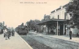32 - Riscle - La Gare Du Midi (train) - Riscle