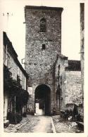 32 - Sainte-Mère - Clocher Et Porte De L'Eglise XIIe Siècle - Francia