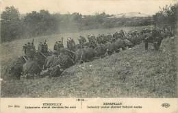 : BERO-13-700  :  Etrepilly Infanterie En 1914 - War 1914-18