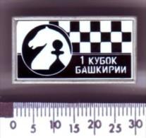 Schaken Schach Chess Ajedrez échecs - Bashkiria - Jeux