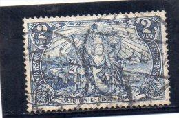 ALLEMAGNE 1900 O - Usati