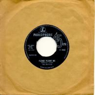 """"""" The Beatles. Please Please Me """" Disque Vinyle 45 Tours - Autres - Musique Anglaise"""