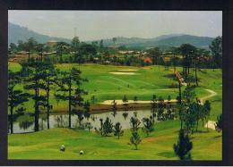 RB 956 -  Vietnam Postcard - Golf Links At Dalat - Golfing Sport Theme - Vietnam