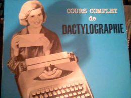33 T Cours Complet De Dactylographie  En 10 Leçons - Vinyl Records