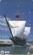 JAPAN - Sailing Boat(411-228), 03/94, Used - Bateaux
