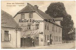 Niedersachsen - GRUSS Aus SCHARMBECK - Sieburg´s Hotel ++ To Weissenberge, Hagen Bei Bremen, 1912 ++ W. Siekmann ++ - Osterholz-Schambeck