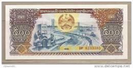 Laos - Banconota Non Circolata Da 500 Kip - 1988 - - Laos