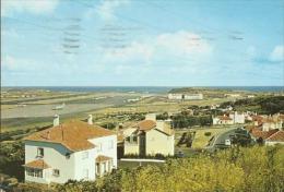 ILHA TERCEIRA - (Açores) - Vista Parcial Do Aeroporto Das Lajes - Vue Partielle De L'aérodrome De Lajes - Açores