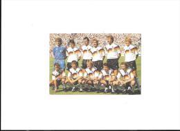 CALCIO-GERMANIA CAMPIONE DEL MONDO CARTOLINA UFFICIALE  ITALIA 90 - Calcio