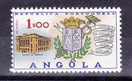 ANGOLA  1964  Luanda Trade Association 100 Years     ,  Y&T # 513,    Cv  0.45 E ,  * MVLH - Angola