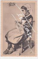 56  Le Faouet  (dessin De Charles Homualk) - Faouët