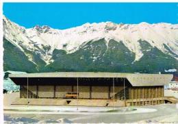 Carte Postale - Autriche - Innsbruck  - Stade Olympique De Patinage - Innsbruck