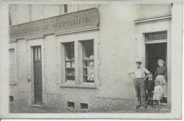 Devanture De MAGASIN - COOPERATEUR DE LORRAINE - CARTE PHOTO - Geschäfte