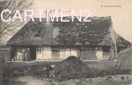 UNE CHAUME BRESSANNE FERME 01 AIN - France