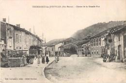 THONNANCE-LES-JOINVILLE CENTRE DE LA GRANDE-RUE ANIMEE 52 HAUTE-MARNE - France