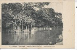 CONGO FRANCAIS - SAINT LOUIS DE L´OUBANGHI - Les Nasses Au Fleuve - Congo Français - Autres