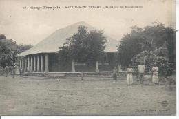 CONGO FRANCAIS - SAINT LOUIS DE L´OUBANGHI - Habitation Des Missionnaires - Congo Français - Autres
