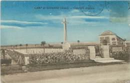 02 - Camp De SISSONNE - Cimetière Anglais - Sissonne