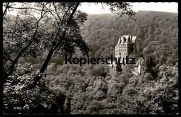 ÄLTERE POSTKARTE BURG ELTZ Wierschem Maifeld Polch Schloss Castle Chateau Postcard Cpa Ansichtskarte AK - Familias Reales