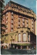 Buenos Aires Argentina, Plaza Hotel, Architecture Autos, C1950s/60s Vintage Postcard - Argentina