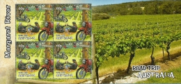 AUSli130306 Australia 2013 Road Trip AustraliaI s/s Motorbike Parrot Fruit Limited edition of 200