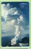 NZ - 1995 Mount Ruapehu - $10 Volcano - Mint - NZ-P-50 - Neuseeland
