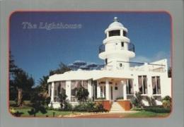 ILHAS MARIANAS DO NORTE,SAIPAN,  THE JAPANESE LIGHTHOUSE ON NAVY  [19670] - Northern Mariana Islands