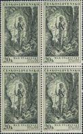 CZ2113 Czech Republic 1973 Print Block 1v MNH - Neufs
