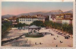 TOULON  (83)  Place D´Armes - Très Belle Carte Colorisée, Ancienne - Toulon