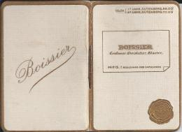 Calendrier - Calepin 1916 BOISSIER Confiseur à Paris - - Calendars