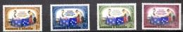Samoa, 1964, SG 253 - 256, Complete Set Of 4, MNH - Samoa (Staat)