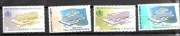 Samoa, 1966, SG 269 - 272, Complete Set Of 4, MNH - Samoa (Staat)