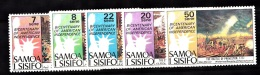 Samoa, 1976, SG 459 - 463, Set Of 5, MNH - Samoa