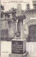 BAZEILLES - La Crypte - Monument élévé Aux Enfants De La Bavière Morts Le 1er Septembre 1870 - France