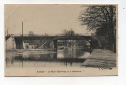 CPA  51: REIMS   Le Pont D'Epernay   A  VOIR  !!!!!!! - Reims
