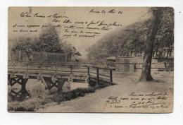 CPA  51: REIMS   Pont En Bois Sur La Vesle Avec Lavoirs    VOIR  DESCRIPTIF  §§§§ - Reims