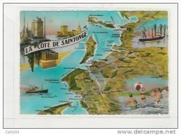 17  LA COTE DE SAINTONGE - France