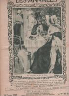 LES ANNALES 22 02 1925 - ALLEMAGNE - ARISTIDE BRUANT - CHASSES EN INDOCHINE - CHILI - ESPAGNE - - Giornali