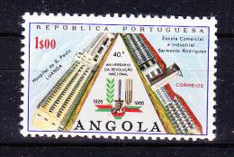ANGOLA 1966 ,  National Revolution 40 Years  ,     Y&T # 532    Cv  0.35  E ,     * MVLH , V V F - Angola