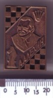 Schaken Schach Chess Ajedrez échecs - Aljechin - Jeux