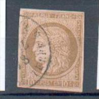 Colg 374 - YT 18 Obli - Cérès