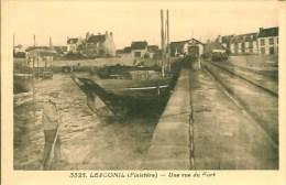29 LESCONIL  Une Vue Sur Le Port - Lesconil