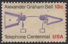United States,  13 C. 1976, Sc # 1683, Mi # 1253, Used - United States