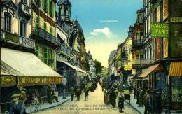 100 VICHY RUE DE NIMES VUE PRISE DES QUATRE CHEMINS - Vichy