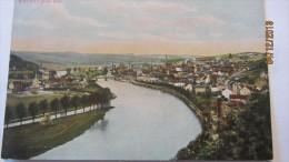 AK Von Werden An Der Ruhr Mit Bahnpoststempel Vom 16.3.1911 - Essen