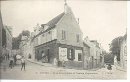 91 Juvisy - Rues De La Mairie Et Camille Flammarion - Juvisy-sur-Orge